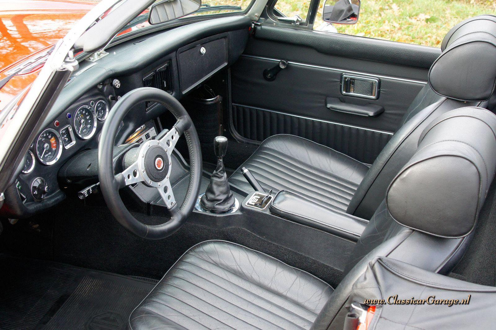MG MGB Roadster 1974 Details