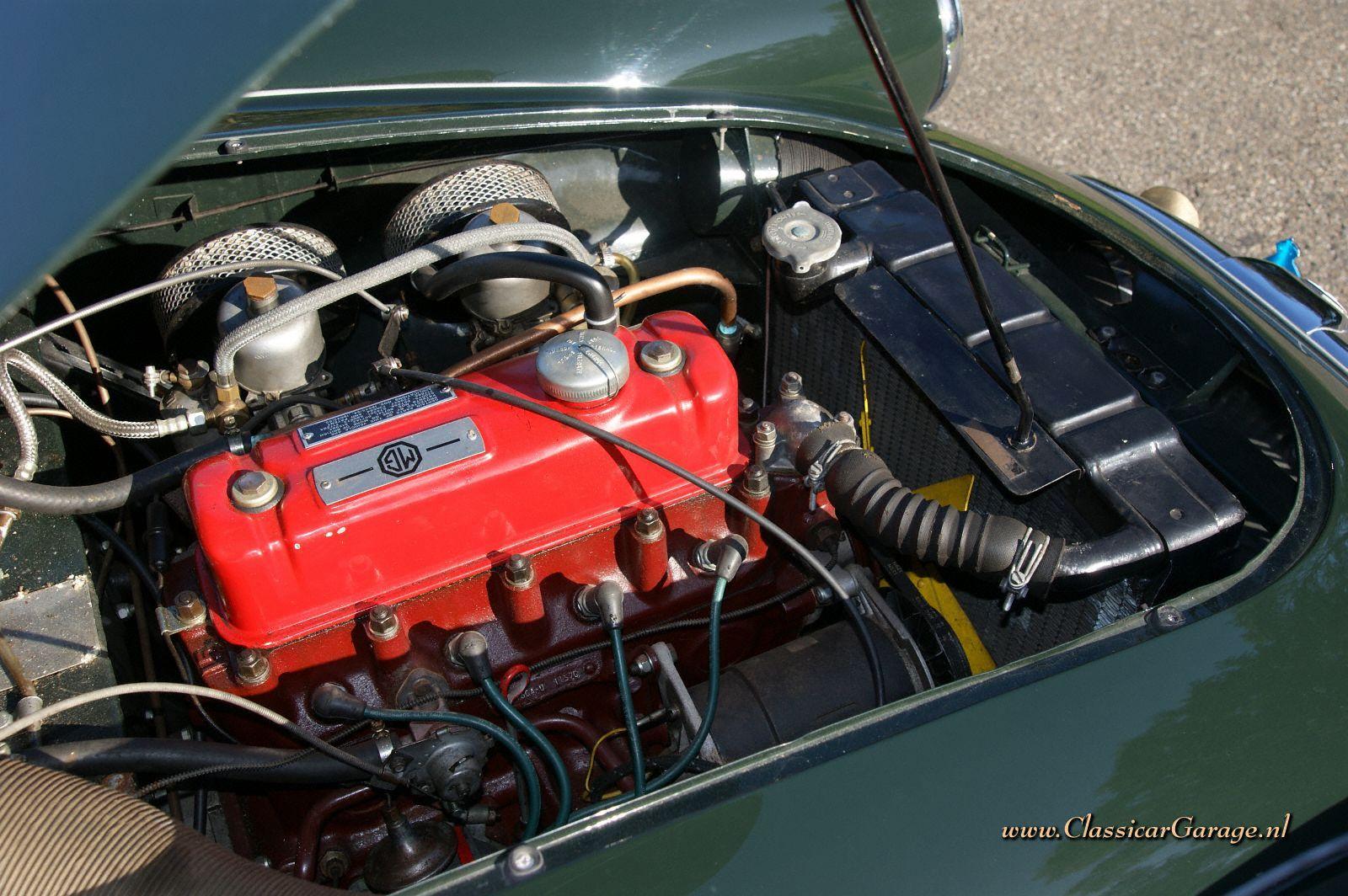 1977 Mgb Engine Diagram