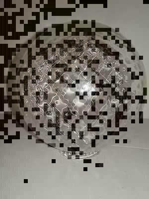 Cupola per lumiforma cilindrica colore bianco. Sfera Palla Vetro Di Ricambio Per Lampioni Da Interno Esterno Trasparente Ebay