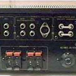 2 Channel Stereo Amplifier Data Flow Diagram Revenue Cycle Classicaudio.com..... Valuation..... Pioneer Sa-7100