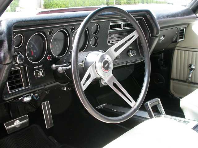 1979 Corvette Radio Wiring Diagram 1970 Chevy El Camino Air Conditioning System 70 Chevy El