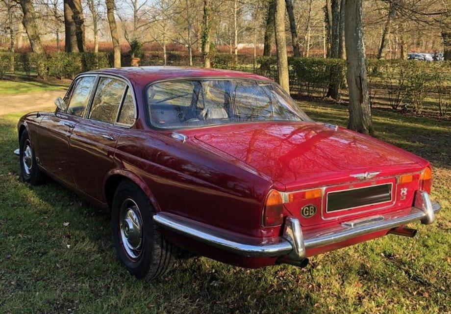 1969 Jaguar Xj6 Quality