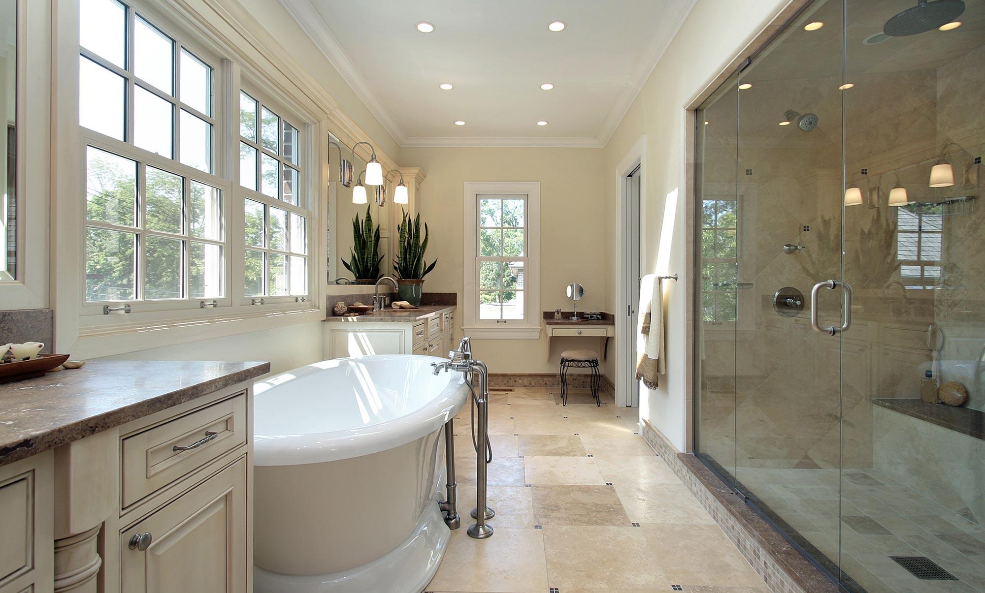 Alpharetta Master Bathroom Designs Remodel Renovation  Milton GA