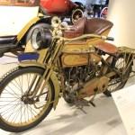 Harley Davidson 1915 Louwman Museum