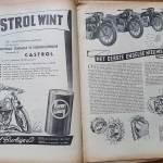 Motorrijden in de jaren 50 - advertenties in de Motor Kampioen
