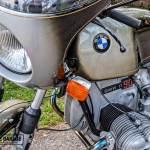 BMW R90s rauchsilber