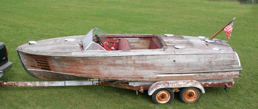 boat trailer door access wiring diagram 1949 20 ft chris craft custom runabout
