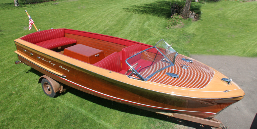1950 23 Chris Craft Holiday