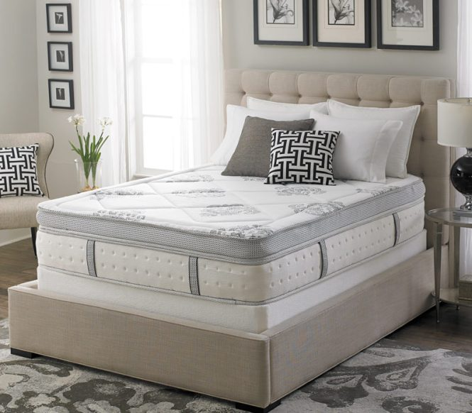 14 Inch Gramercy Hybrid Memory Foam And Innerspring Mattress