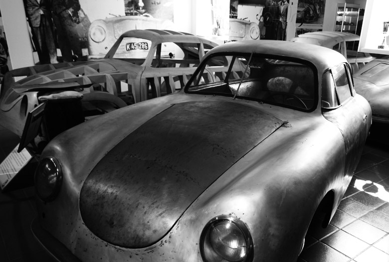 Porsche 356 history in motion picture