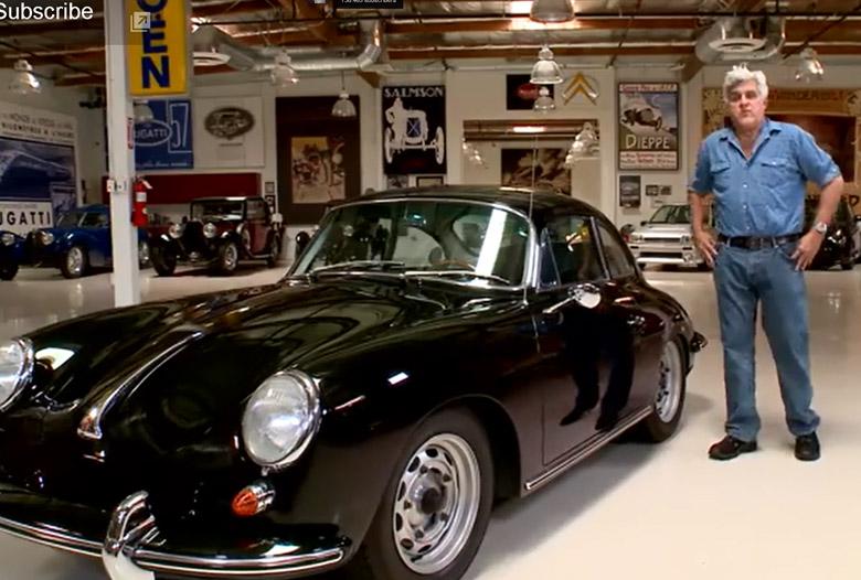 1963 Porsche 356 Carrera 2 – Jay Leno's Garage