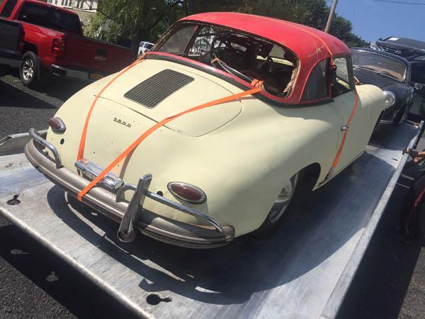 Porsche 356 AT2 Cabrio