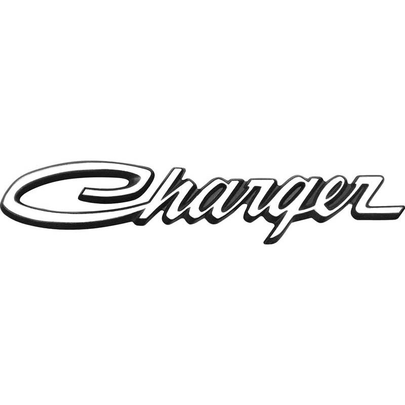1970 Dodge Charger Grill Emblem: Classic Car Interior