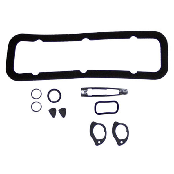 1967 Camaro Standard Paint Gasket Set: Classic Car Interior