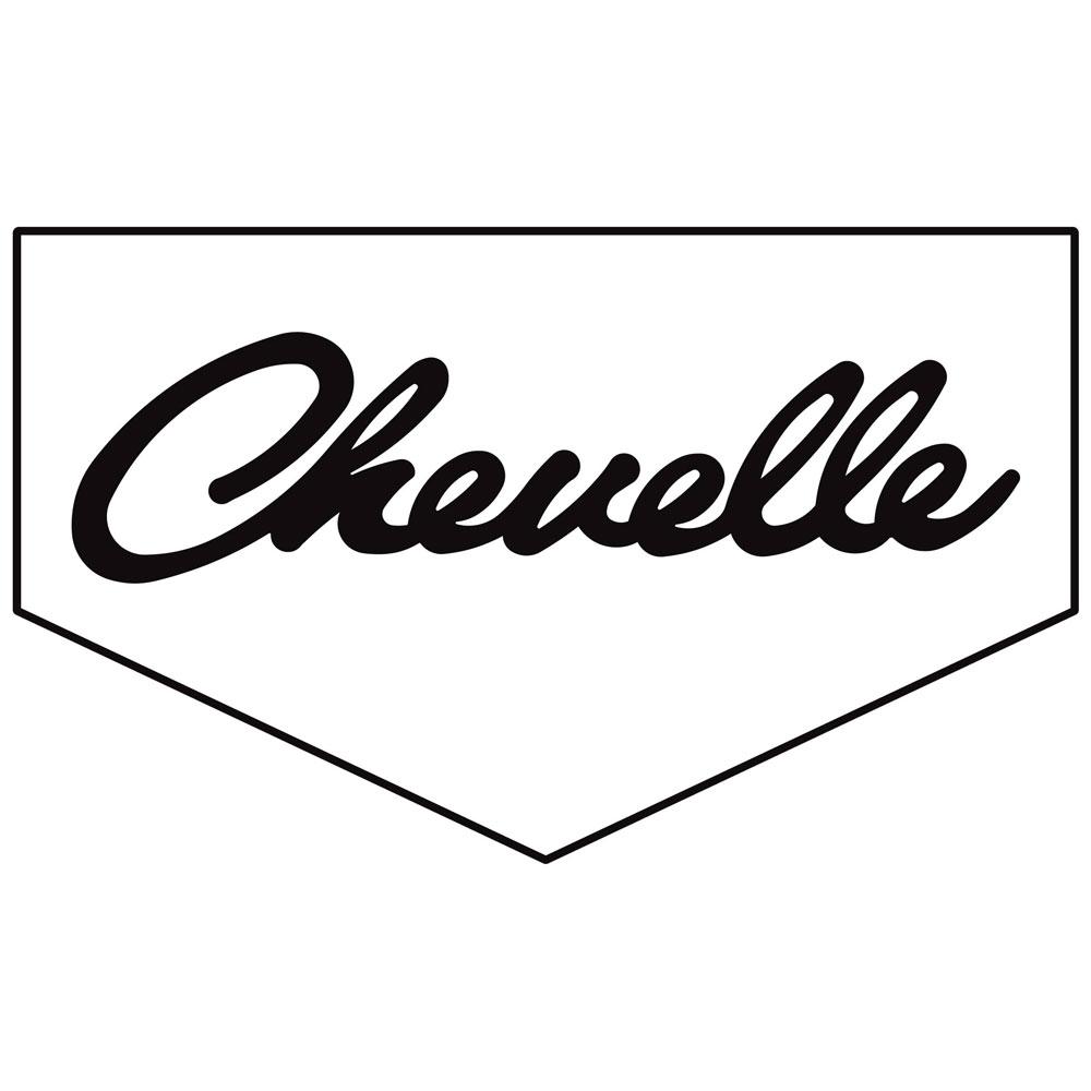 Legendary 1968-69 Chevelle Floor Mats, Script Letters