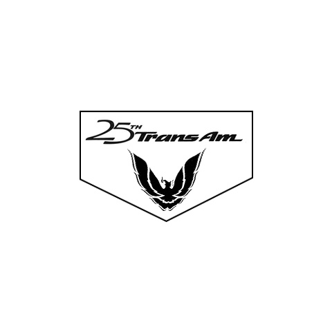 1992 Pontiac Firebird Trans Am 25th Anniversary Floormats