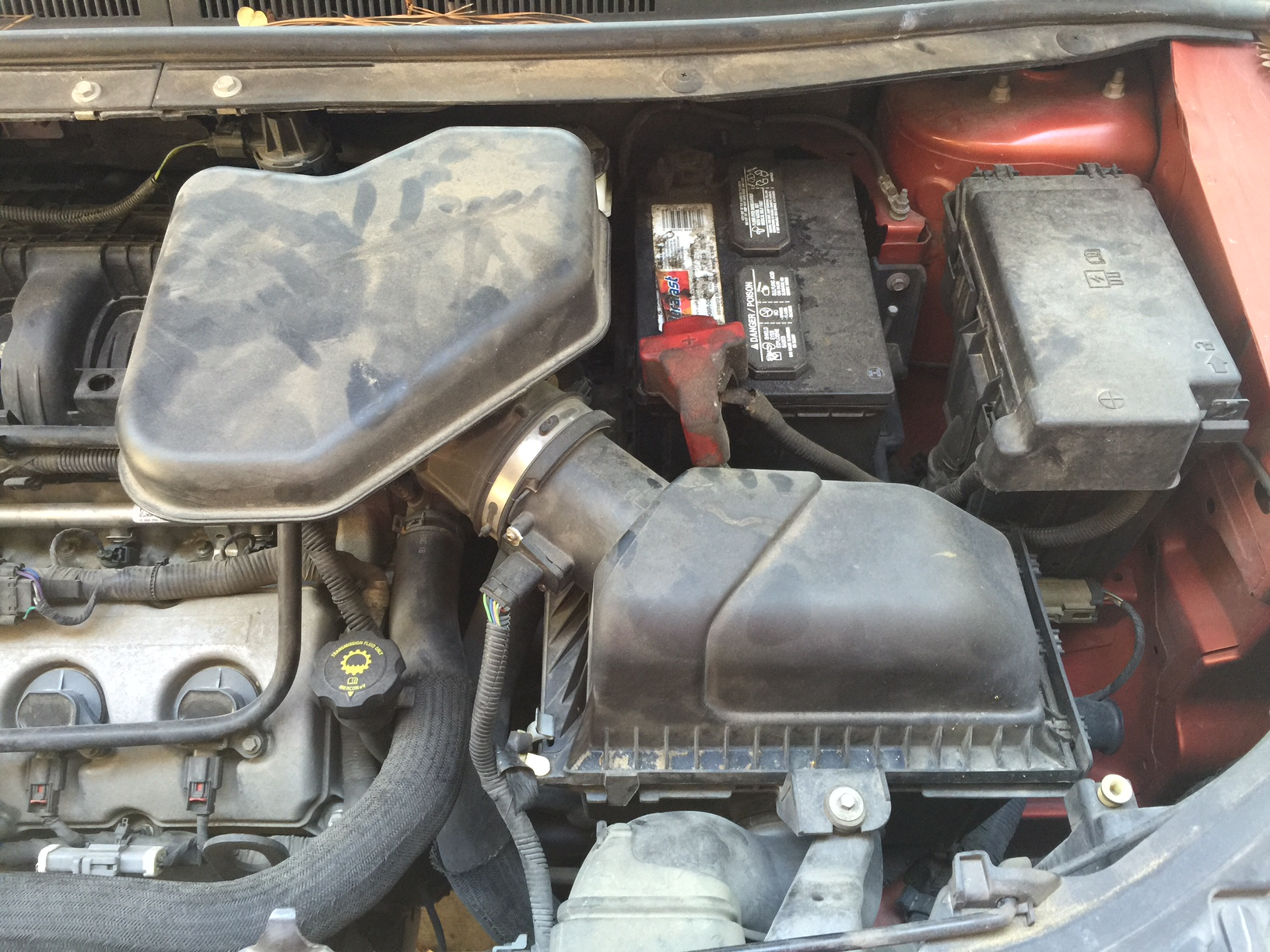 Ford Edge Power Booster Replacment