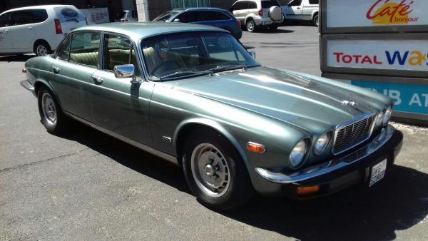 1980 Jaguar XJ6 nice condition with roadworthy certificate. R95k
