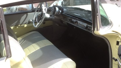 Chevrolet Bel Air 1957 Convertible (10)