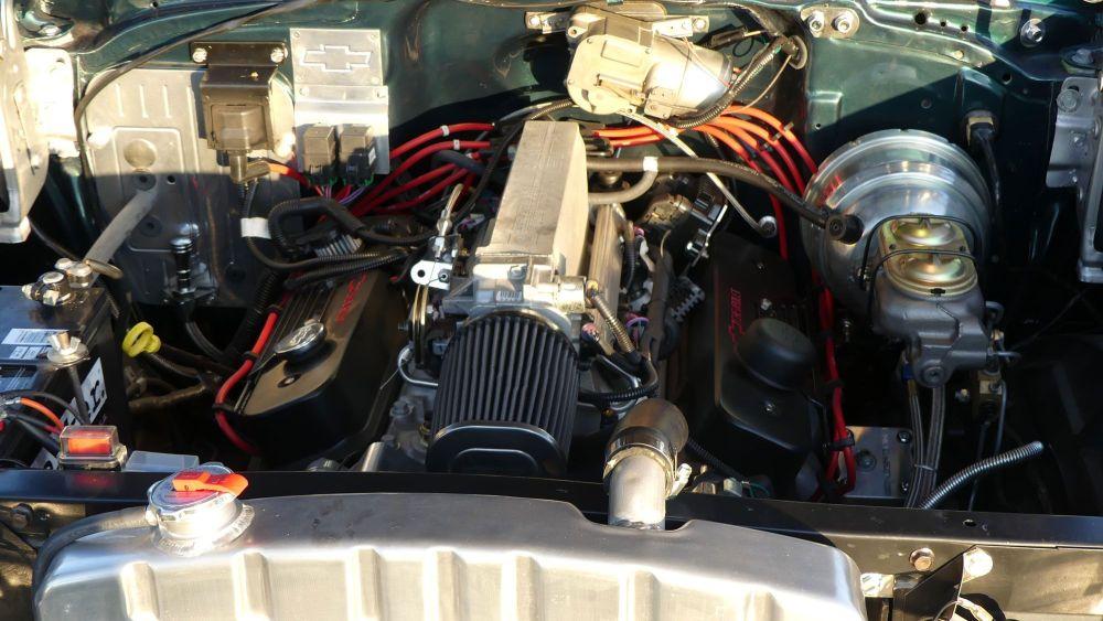 Chevrolet Bel Air 1957 Convertible (19)