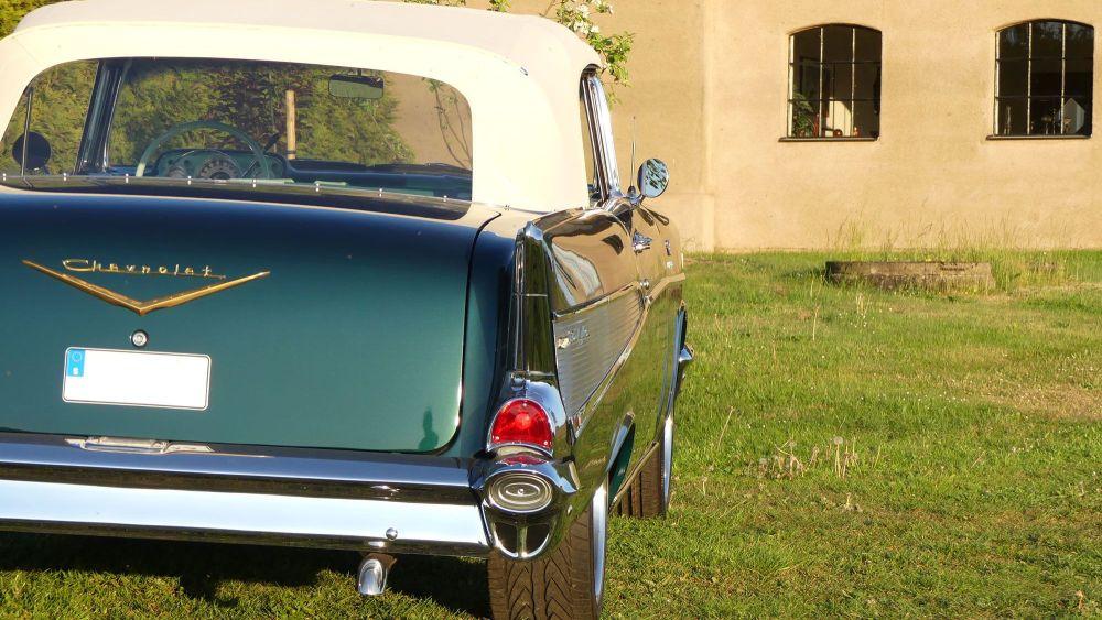 Chevrolet Bel Air 1957 Convertible (28)