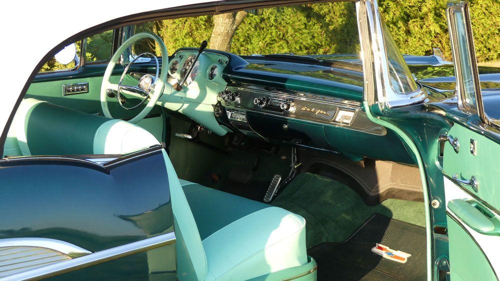 Chevrolet Bel Air 1957 Convertible (31)