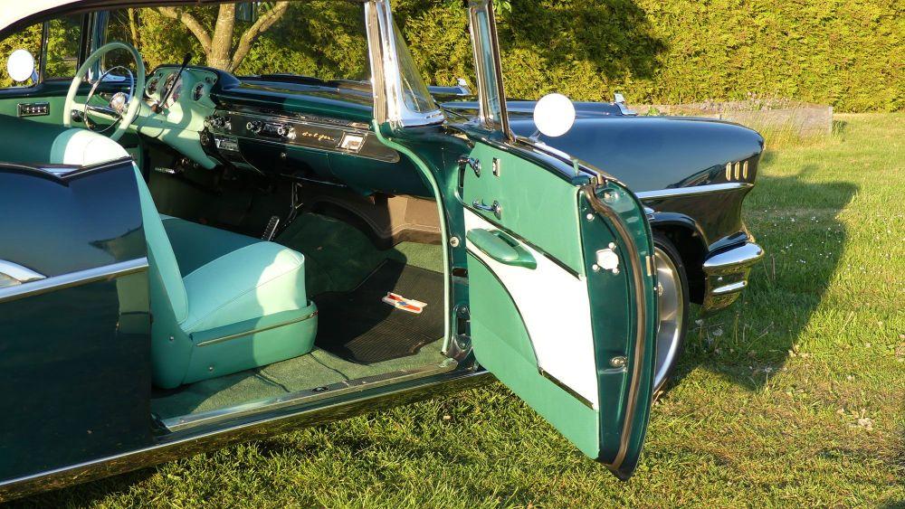 Chevrolet Bel Air 1957 Convertible (32)