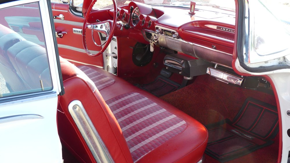 Chevrolet Impala 1959 Convertible (10)