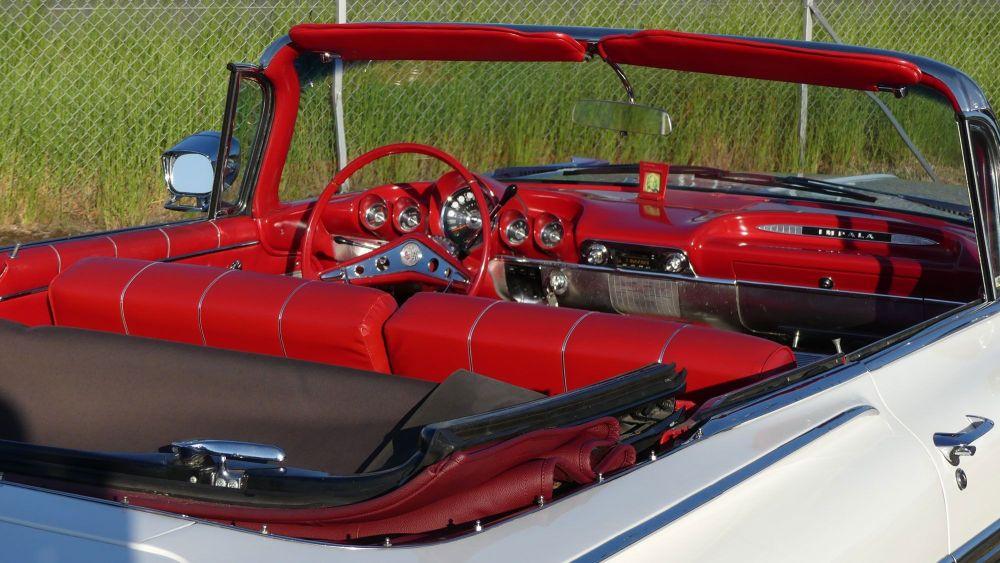 Chevrolet Impala 1959 Convertible (19)