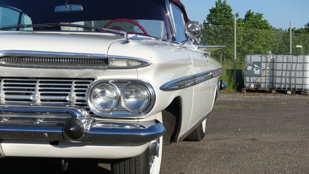 Chevrolet Impala 1959 Convertible (3)