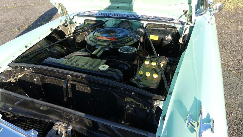 Oldsmobile Starfire 1957 98 Convertible (27)