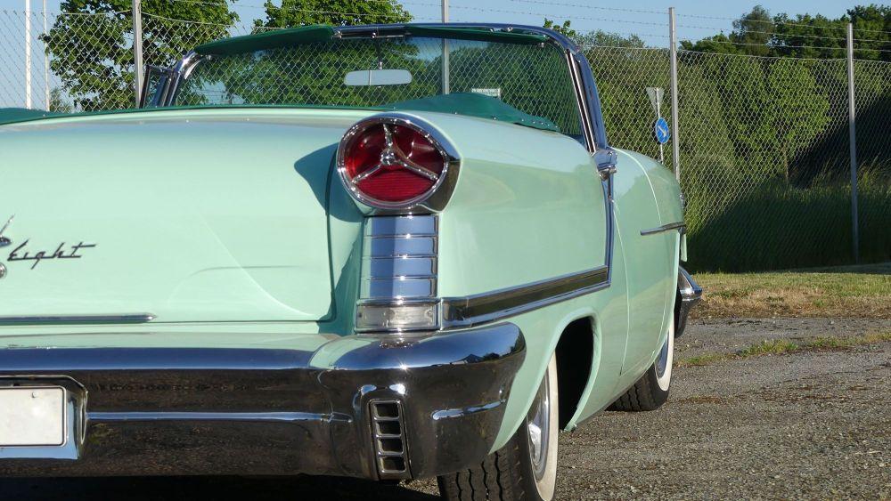 Oldsmobile Starfire 1957 98 Convertible (3)
