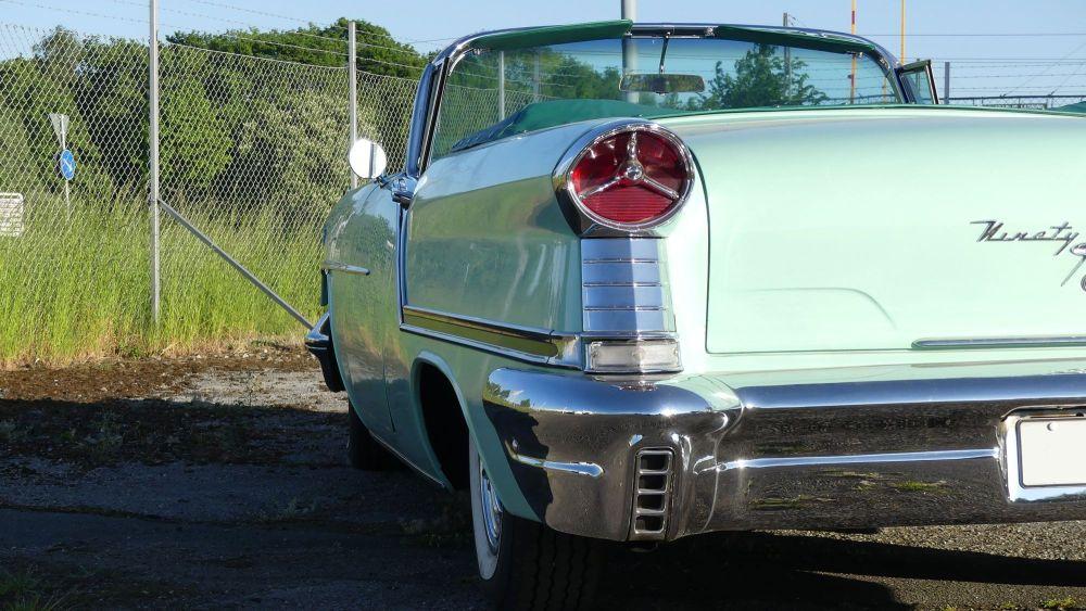 Oldsmobile Starfire 1957 98 Convertible (6)