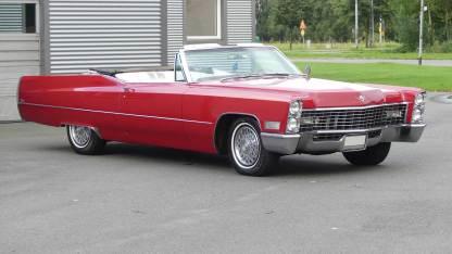 Cadillac Deville 1967 Convertible (33)
