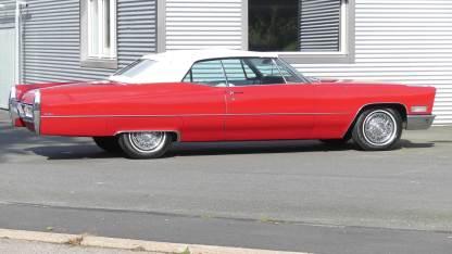 Cadillac Deville 1967 Convertible (6)