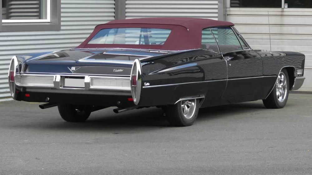 Cadillac De Ville 1967 Convertible (10)