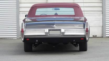 Cadillac De Ville 1967 Convertible (11)