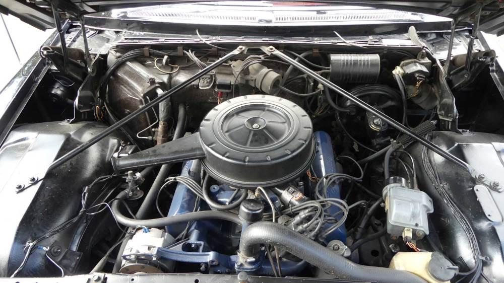 Cadillac De Ville 1967 Convertible (20)