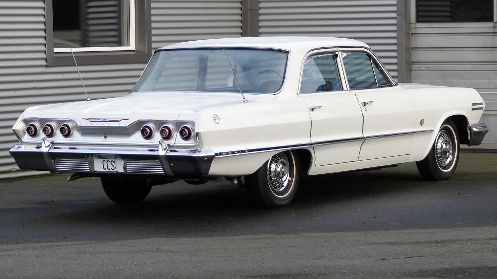 Chevrolet Impala 1963_11