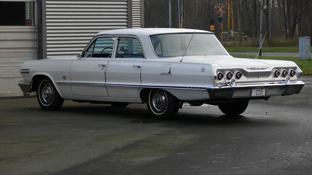 Chevrolet Impala 1963_14