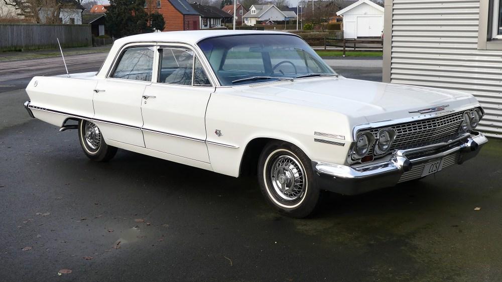 Chevrolet Impala 1963_42