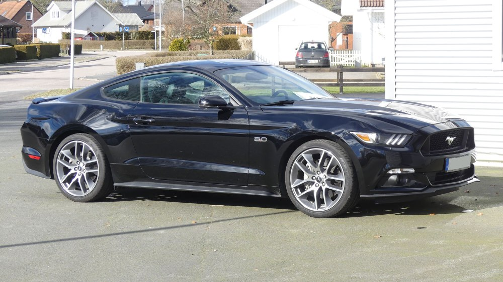 Ford Mustang GT (13)