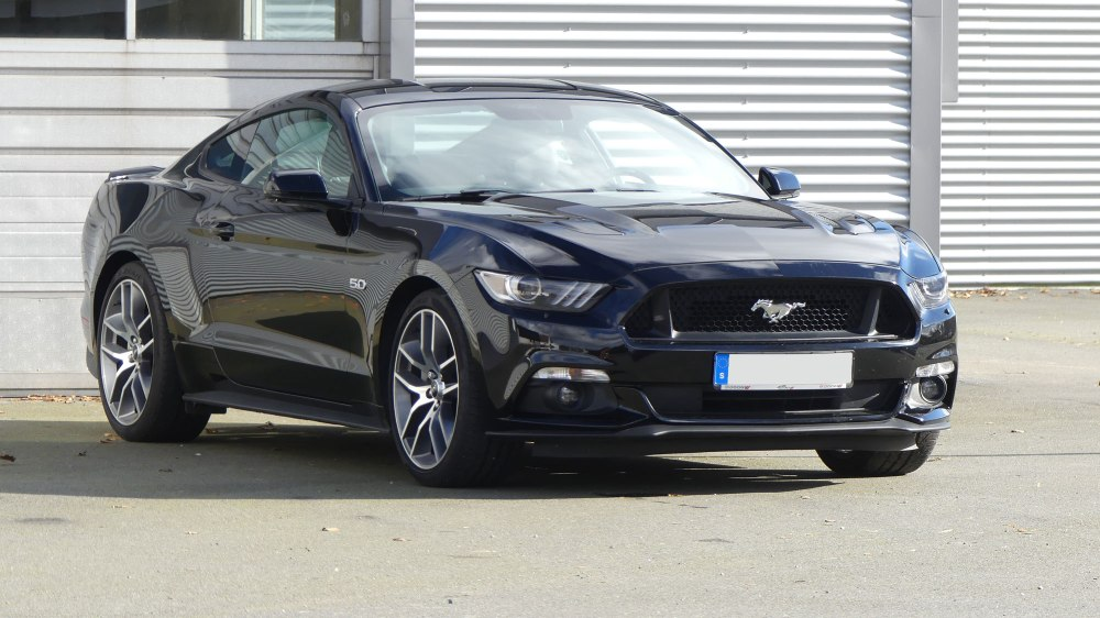 Ford Mustang GT (4)