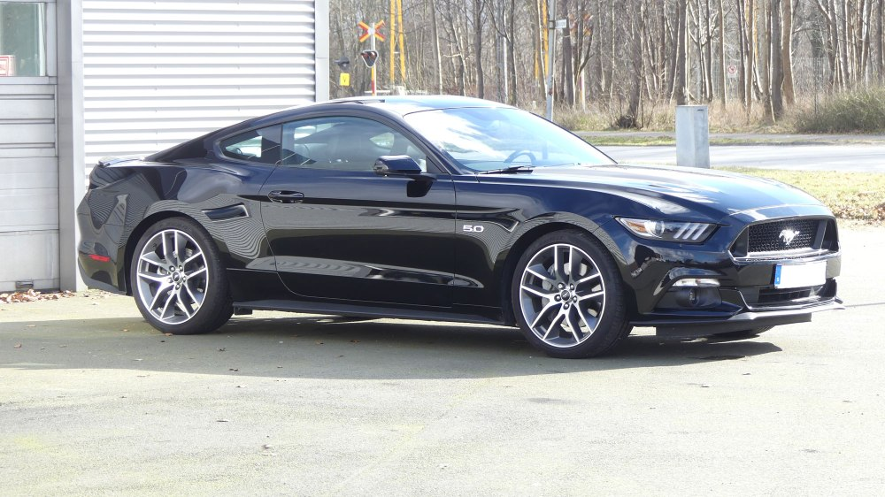 Ford Mustang GT (6)