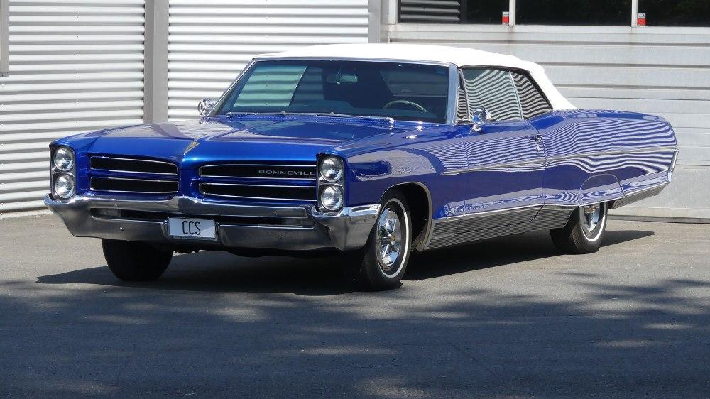 Pontiac Bonneville 1966 (1)
