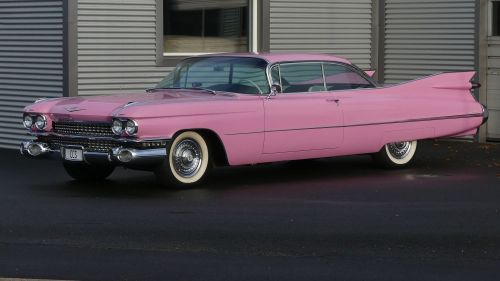 Cadillac Coupe Deville 1959 (1)