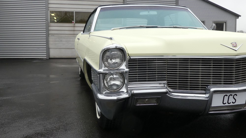 Cadillac Deville 1965 Convertible (13)