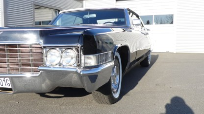 Cadillac Deville 1969 Convertible (10)