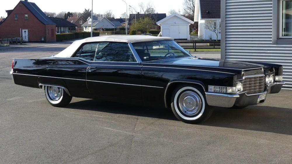 Cadillac Deville 1969 Convertible (11)