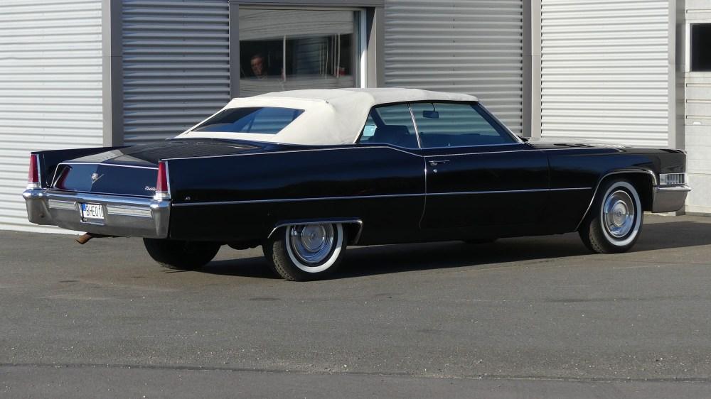 Cadillac Deville 1969 Convertible (13)